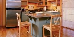 Kitchen Design White Oak Flooring