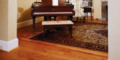 cherry wood flooring