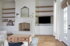 living room hardwood flooring white oak