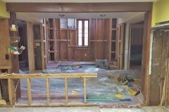 Louisiana Home Remodel Sitting Room Before