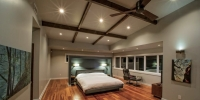 Bedroom Design Heart Pine Flooring