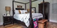 Barnwood Oak Bedroom Flooring