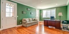 Nashville Home Office Flooring