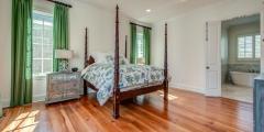 Nashville Master bedroom flooring