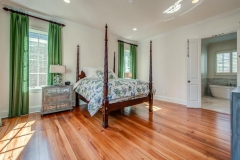 Nashville Master bedroom flooring