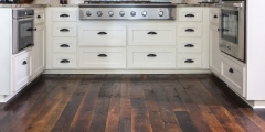kitchen flooring rustic pine dirty top pine