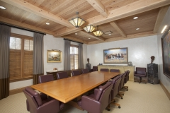 Copy of Pine Beams, Prestige Collection Ceiling, Wainscotting