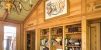 cypress paneling