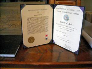 Higgins Boat World War II Museum Award