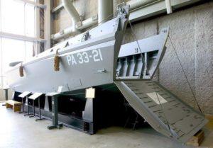 Higgins Boat Restoration World War II Museum