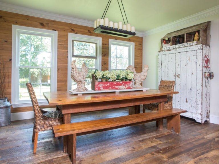 Barnwood Oak Flooring 2