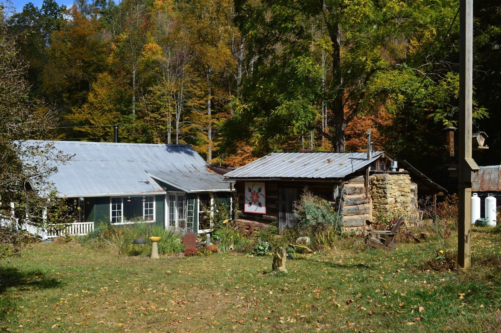 North Carolina Mountain Oasis Including Original 1840 39 S