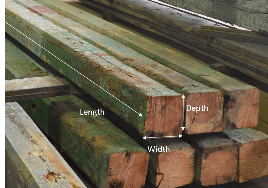 How Do I Pick The Right Size Pine Beams For My Home