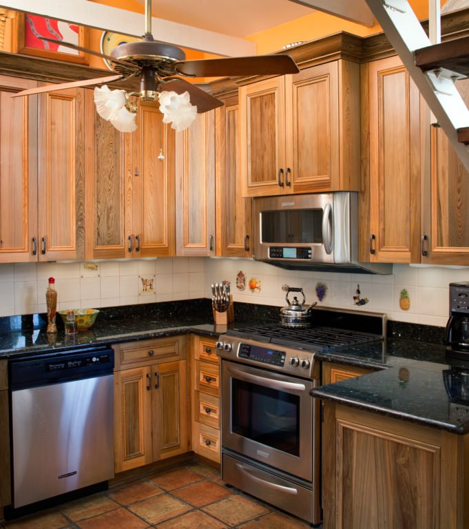 Sinker Cypress Kitchen 1