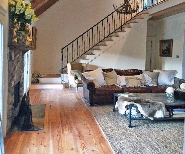 Silvan Collection Antique Pine Flooring