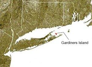 Gardiner Island New York