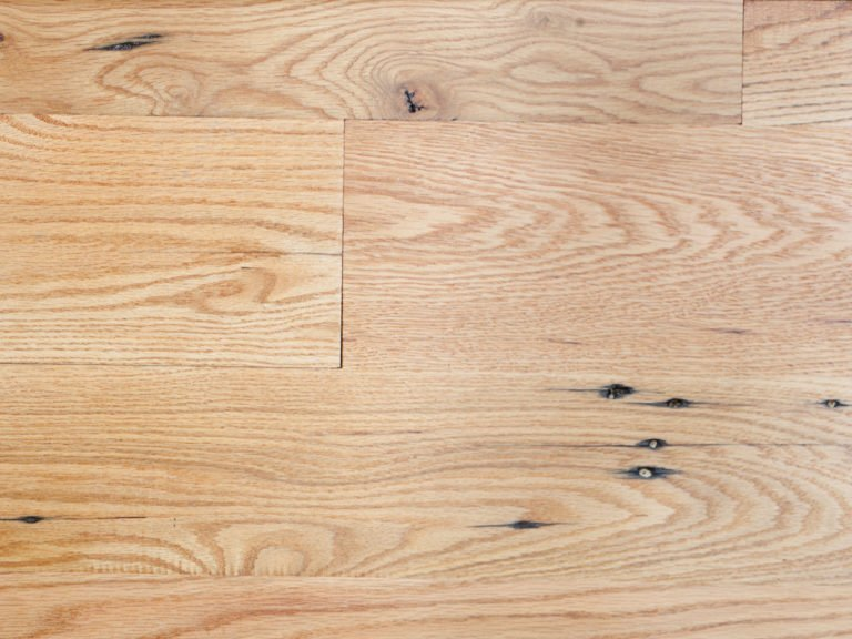 Castlewalk Collection Oak Flooring Closeup