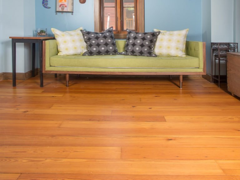 Chateau Collection Reclaimed Pine Flooring