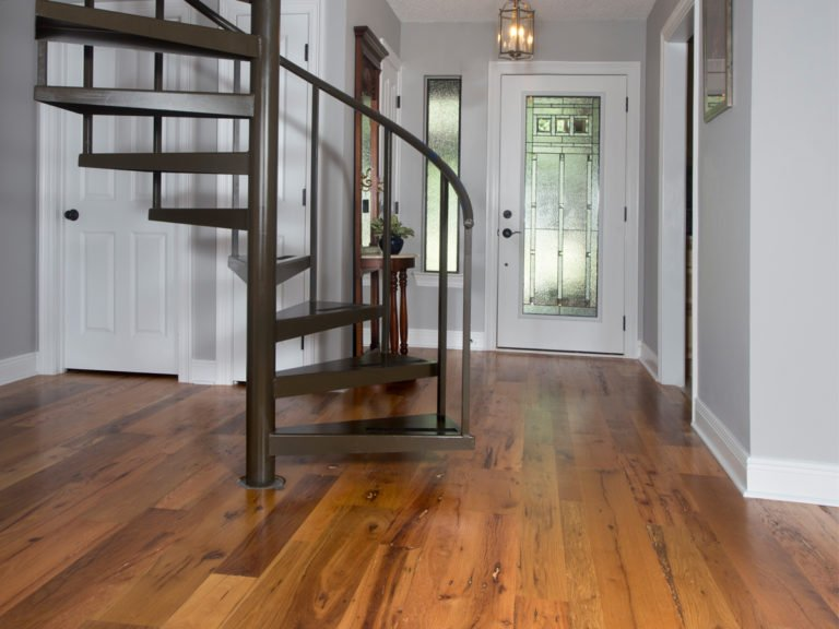 Bistro Collection Mixed Hardwoods Flooring