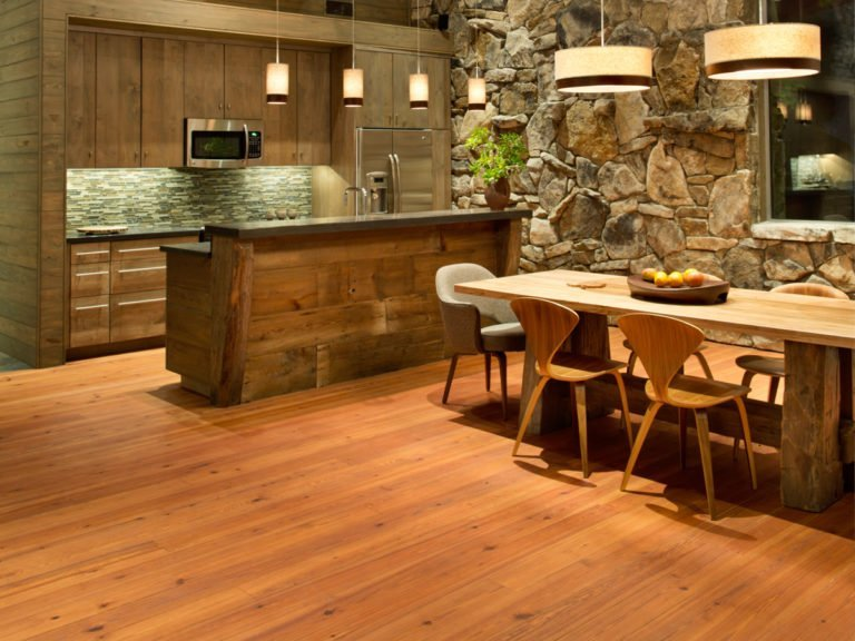 NuHeart Pine Flooring and Wall Paneling 2