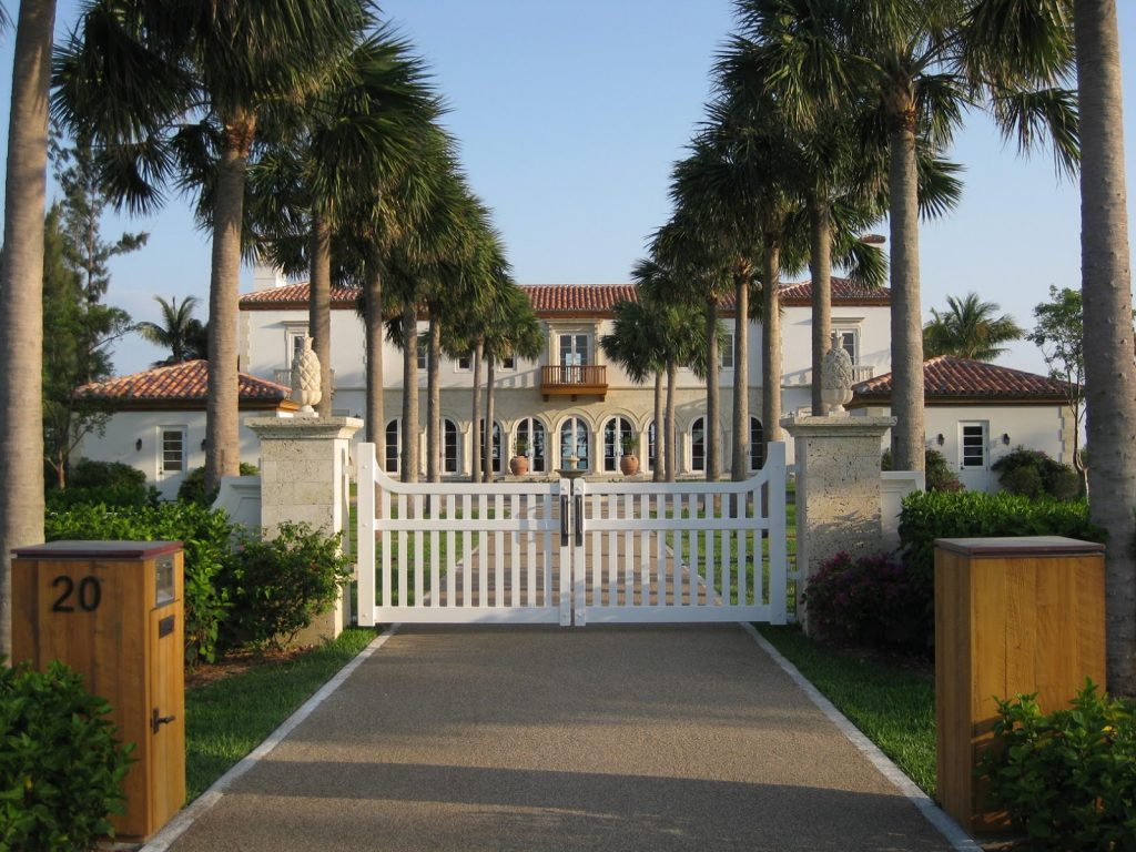 $5.6 million Bahama Estate Proves Antique Cypress is THE Wood of Luxury