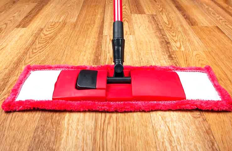 The Best Way To Keep Your Hardwood Floors Shiny And New